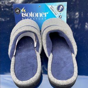 Isotoner Slipper NWT SZ8.5-9